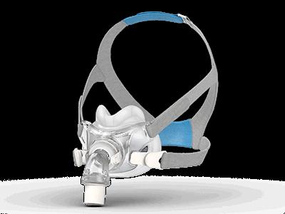 AirFit F30 - nenän alle asettuva kokokasvomaski - unihäiriöiden hoitoon - ResMed