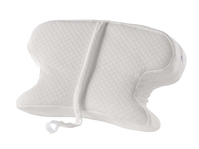 Comfortable-Contour-CPAP-pillow-ResMed