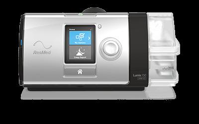 Lumis - noninvasiivinen ventilaatiohoito - ResMed